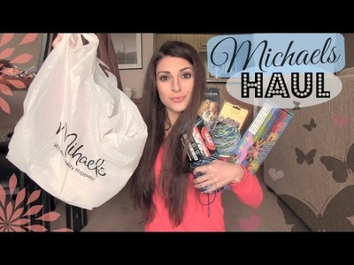 Michaels Haul & More! - Craft Supplies