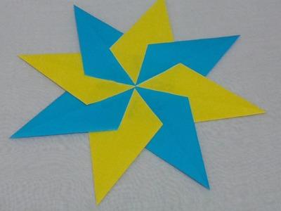 ORIGAMI - GWIAZDA STAR