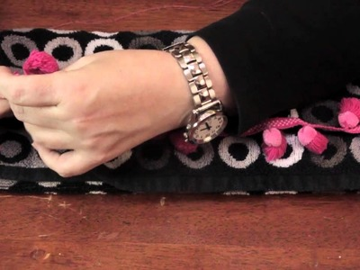 Sewing Projects for Embellishing Towels : Fun & Decorative Crafts