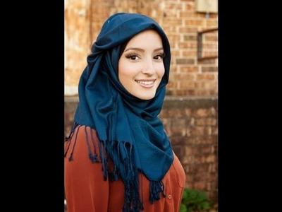 30 Modern Hijab Scarf Style Fashion For Muslim Women's In 2015