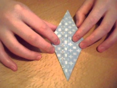 8-pointed star - Origami