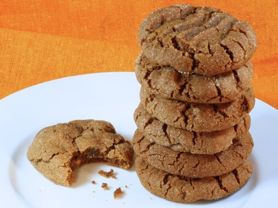 Amazing Award Winning Ginger Spiced Cookies Recipe - Gluten Free