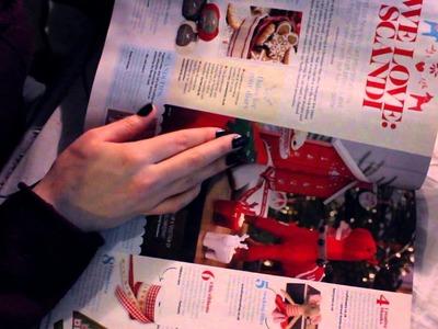 *ASMR* Crafts Beautiful Magazine Flip-Through | Whispered