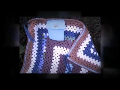 Crochet Lapghan Patterns eBook