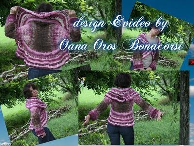 Crochet shrug I