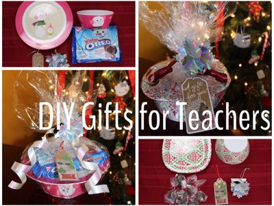 DIY Christmas Gifts for Teachers (Budget Friendly)