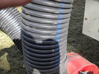 DIY Leaf Vacuum