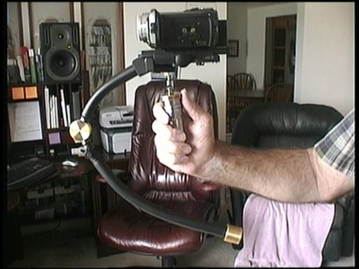 DIY Merlin Steadicam - High Quality