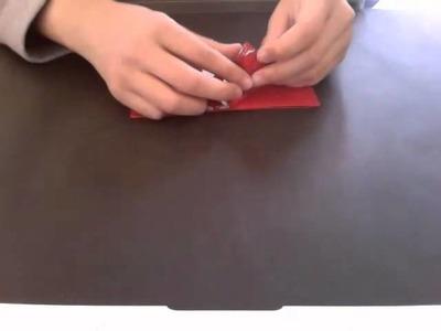 Origami Poké ball