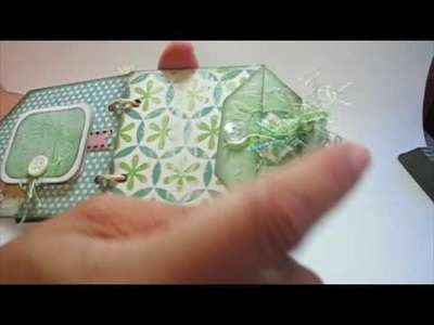 Scrapbooking Mini Album Challenge (hosted by CCC)