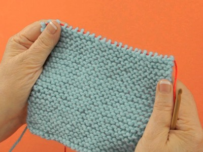 The Knook™: Knit Stitch (Right Handed)