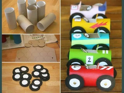 Toilet Paper Roll Crafts | Craft Ideas & Collection
