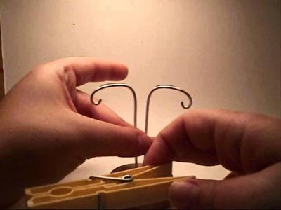 Tutorial espositore orecchini | Display earrings DIY