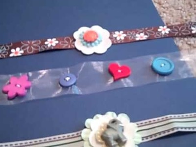 American Girl Hair Ribbons DIY