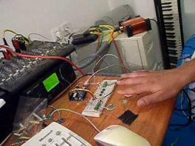 DIY Arduino MIDI drum controller - Phase 1