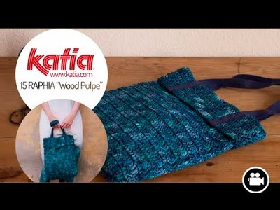 DIY Raphia Bag · Bolso · Sac · Tas · Tasche