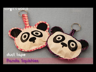 Duct Tape Squishies|Sophie's World
