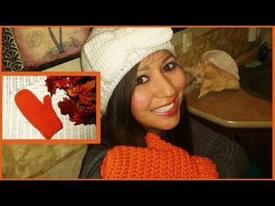 Glama's Super Easy Warm & Cozy Winter Mittens