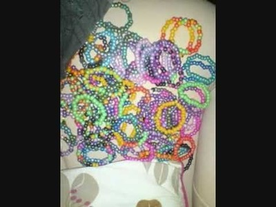 Harry Moseley Bead Bracelets - ''Help me Help others'' Campaign. Brain Tumour Uk
