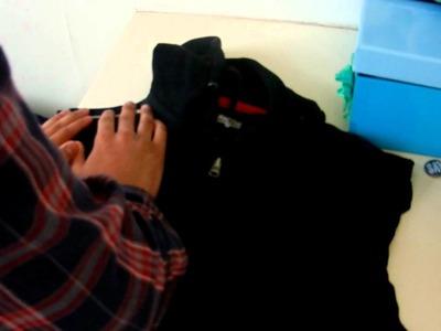 [HD] DIY-Sleeveless-Jacket