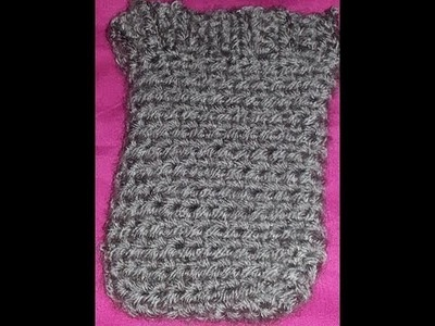 How to crochet a phone case