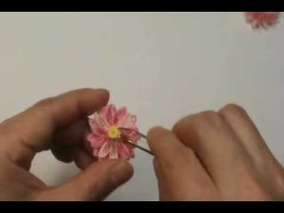 How to make a double layer flower