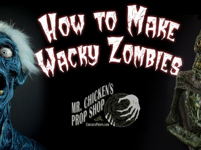 How to Make a Zombie: Corpsing Techniques