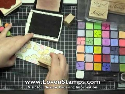 Meg's Posh Pastels Tutorial 1: Poppin Pastels
