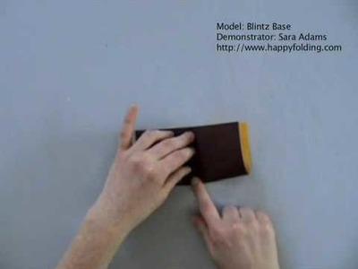 Origami Basics: Blintz Base