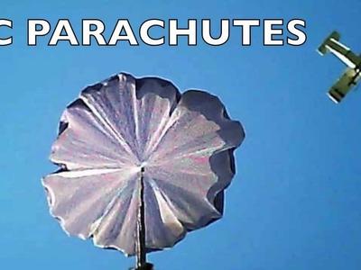RC PARACHUTE FABRICATION