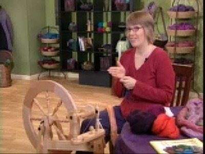 Spinning 101 on Knitting Daily TV Episode 213