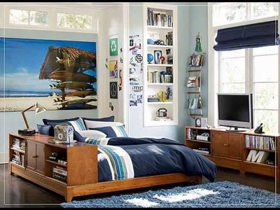 Amazing Room Design Ideas for Teenage Boys