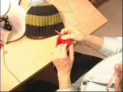 Continental Knitting Stitches : How to Knit Rib Stitches