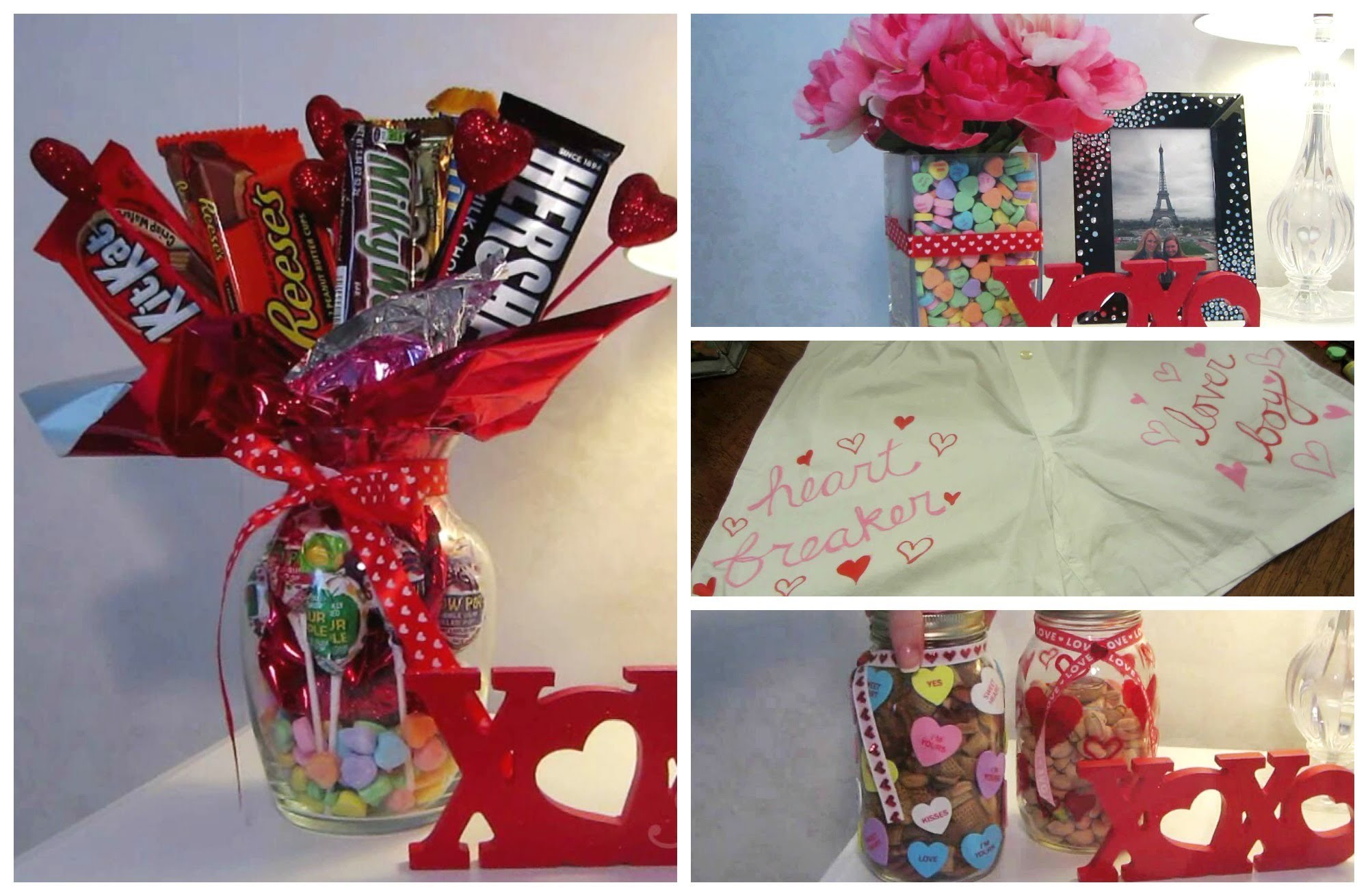 Cute Valentine DIY Gift Ideas!