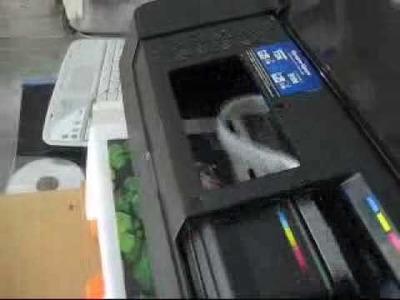 DIY Flatbed printer from Epson T20 : www.samzu.net