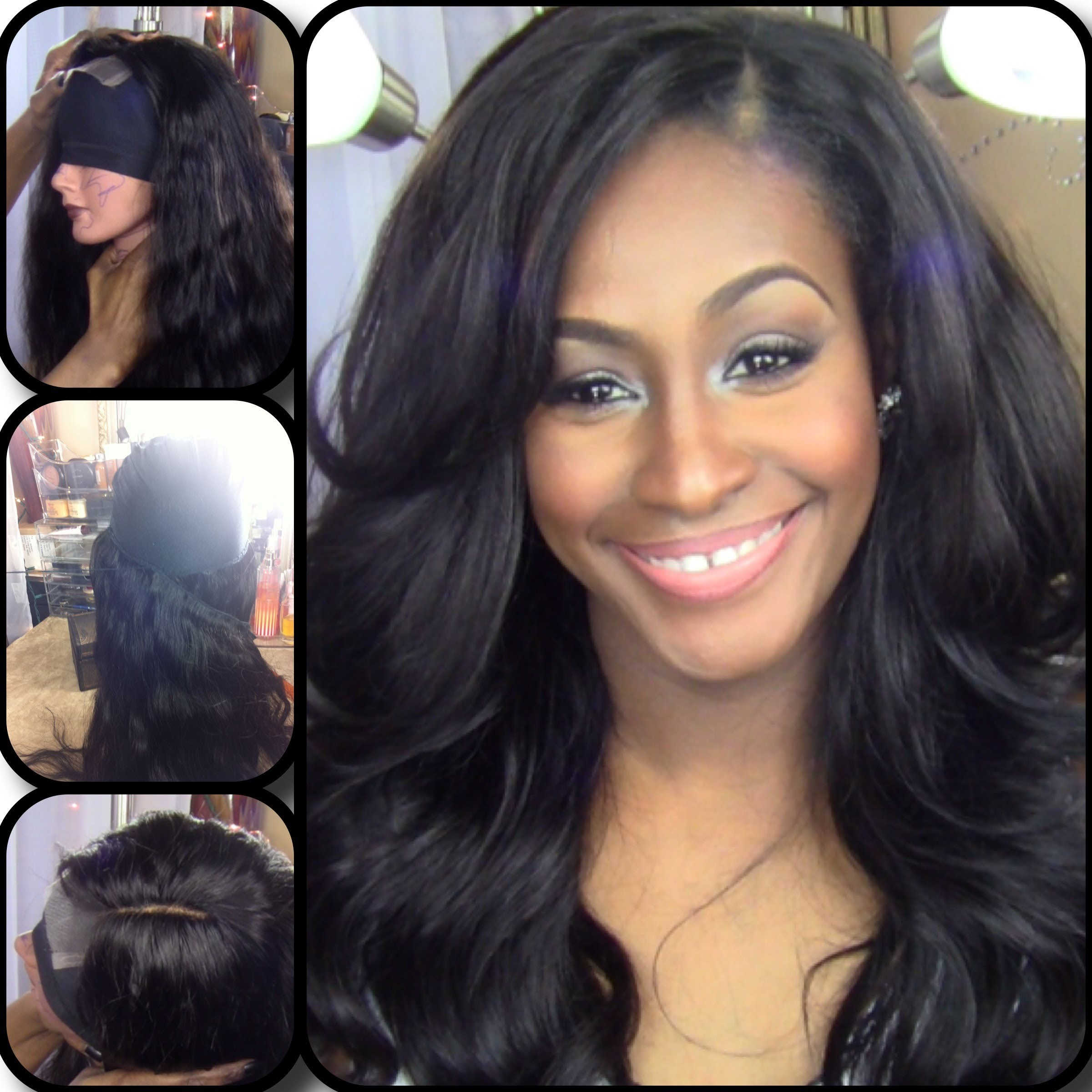 ***DIY*** How I Made My Wig with a Lace Closure