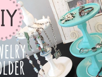 DIY Jewelry Holder | by Michele Baratta