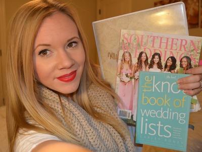 DIY WEDDING PLANNER. 1 MONTH ENGAGED TIPS