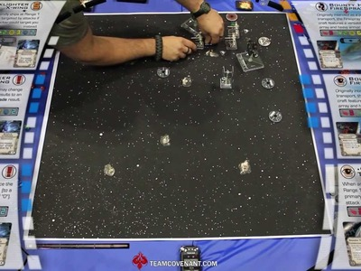 GenCon 2013 - X-Wing - Top 4 - Game 1