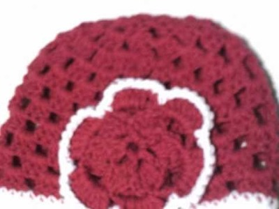Hand Crocheted Hats Video.wmv