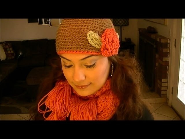 How To Crochet A Beanie Hat Step By Step