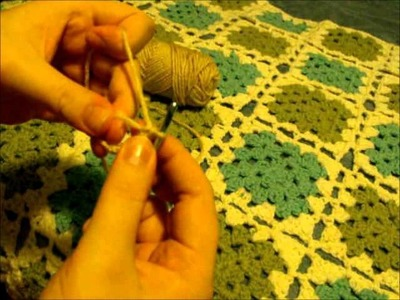 How To Crochet - Magic Circle