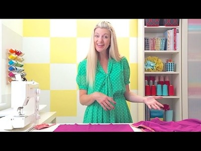 How to make a Baby Blanket •quick + easy!
