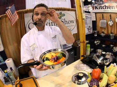 Kitchen Craft Cooking Show with Personal Chef John