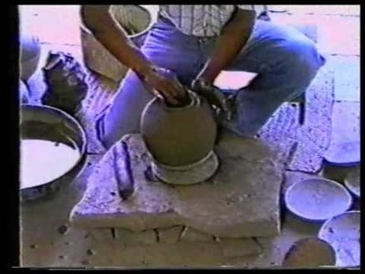 Mo Fini presents: Traditional Mexican Pottery Part 2 - Black Pottery from Oaxaca