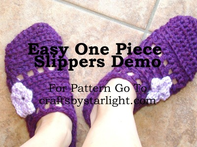 One Piece Slippers