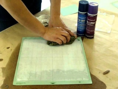 Refurbishing Your Cutting Mat by capturedmomentsstore.com