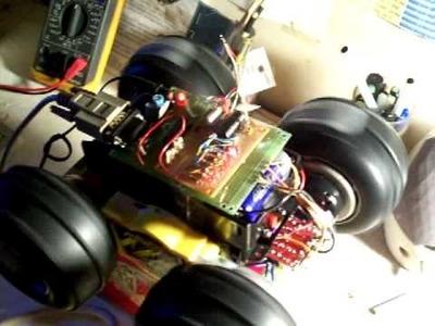 Robot Car part #2