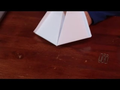 Scientific Experiments on Paper Airplanes for Kids : Various Crafts