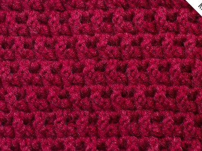 The Arruga Stitch :: Crochet Stitch #336 :: Right Handed